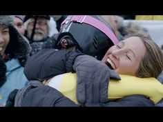 P&G Thank You, Mom | Pick Them Back Up | Sochi 2014 Olympic Winter Games - YouTube Falling Makes Us Stronger via @Amy Davies #inspiration #moms #olympics