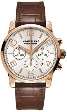 Montblanc Watches - Timewalker Chronograph Automatic - Style No: 101564