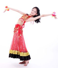 Indian style Girls belly dance costumes_Belly Dance Wuchieal China