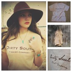 Get your Dirty South tee  from THCB
