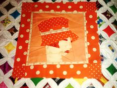 """BQuiltin Studio ~: Finished My """"DOT DOROTHY"""" for Friday Post 1"""