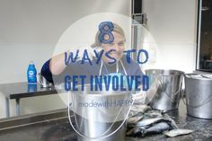 8 Ways to Get Involv