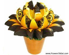 Fruit Bouquet. Orange heaven!
