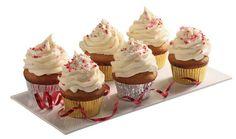Cupcakes navideños #CuidarseEsDisfrutar