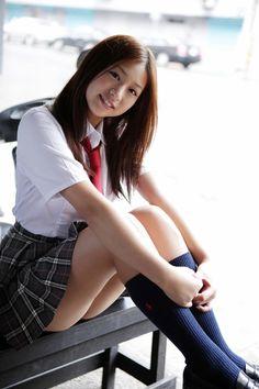 short japanese school skirt!
