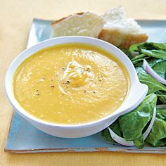 Budget Cooking: Feed 4 for $10 | Butternut Squash Soup | CookingLight.com