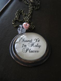 lds women pinterest | 2013 LDS Young Women Theme Necklace...LOVE this!! Bought it!! It would ...