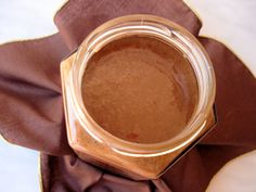 Making my own Raw Chocolate Honey Coconut Butter at home was one of the best decisions ever!  #raw #chocolate #honey #coconut #butter