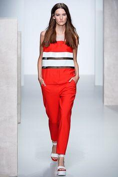 London Fashion Week, SS '14, Zoe Jordan