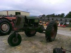 Oliver 70 tractor salvaged for used parts. Millions of new, rebuilt and used parts in our 7 huge salvage yards. For parts call 877-530-4430 or http://www.TractorPartsASAP.com