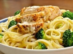 Chicken Scampi with Scampi Butter Sauce Recipe