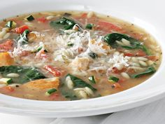 Famously comforting and healing, this chicken soup is truly food for the soul.