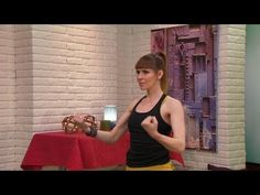 Yoga for Weight Loss Flow: 20 Minute Workout from #RockYourYoga on Veria Living featuring Sadie Nardini