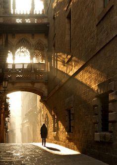 re:pin BKLYN contessa :: Barcelona, Spain, Gothic Quarter