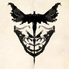 Rorschach Test: Do You See The Batman, Or the Joker?