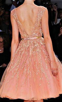 party dresses, fashion, cloth, ellie saab, gown