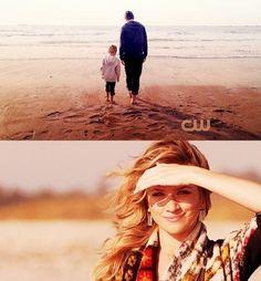 Father-Son Moment [so cute!]