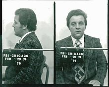 "Anthony ""The Ant"" Spilotro - May 19, 1938 – June 14, 1986 - An Italian-American mobster and enforcer for the Chicago Outfit in Las Vegas, Nevada during the 1970s and 1980s. His job was to protect and oversee the Outfit's illegal casino profits (the ""skim""). Spilotro replaced Outfit member Marshall Caifano in Las Vegas."