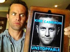 Kirk Cameron's movie to be released in September, The media keeps closing him out, but I'll keep posting! Youtube cut him off, but they can' control his website: http://unstoppablethemovie.com/