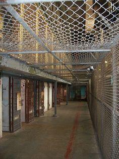 Moundsville Prison