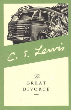 The Great Divorce by C.S. Lewis.  Most people will tell you they like Mere Christianity or The Screwtape Letters the best, but this is my favorite Lewis book.