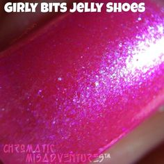Chromatic Misadventures - Girly Bits Jelly Shoes