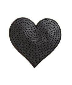 Ban.do Mini Heart - Matte Black
