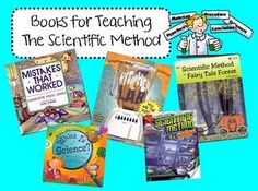 science books for various topics