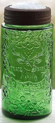 vintage canning jars <3