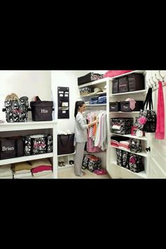 I can help you have this closet too! www.mythirtyone.com/rsmelton