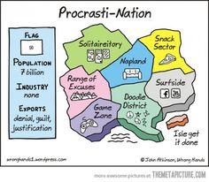 Procrasti-Nation…