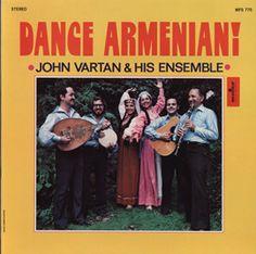 Dance Armenian! by John Vartan Ensemble