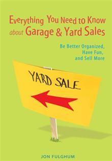 garageyard sale, garag sale