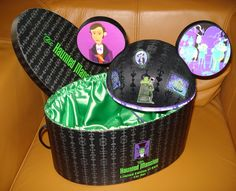 More Haunted Mansion ears!