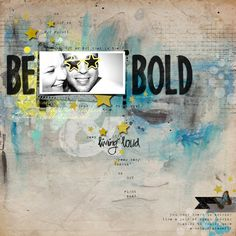 PAGE DRAFTS 'BE BOLD' CHALLENGE!