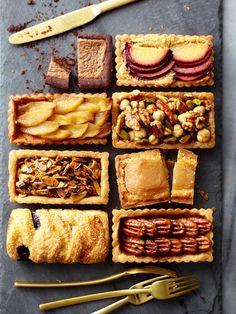 via Tatte Fine Cookies & Cakes - Petite Tarts Belles photos