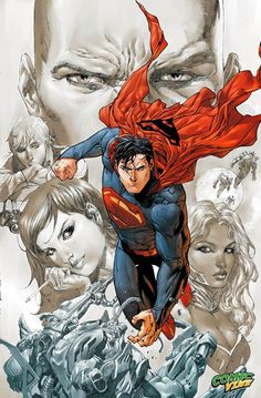 Exclusive: SUPERMAN Family March 2013 Solicits - Comic Vine