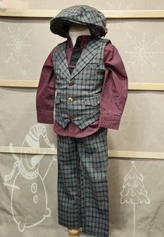 Fall 2012  Boys Holiday Outfit