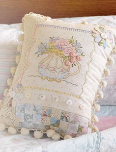 Breath of Spring - Coloring Tips | January/February 2009 | Quiltmaker