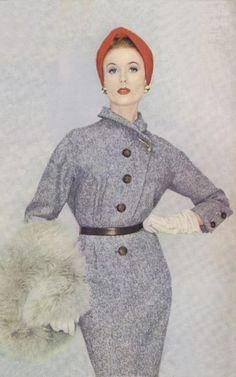 Vogue Pattern 1953