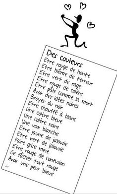 Expressions idiomatiques avec les couleurs-Idiomatic expressions with colors