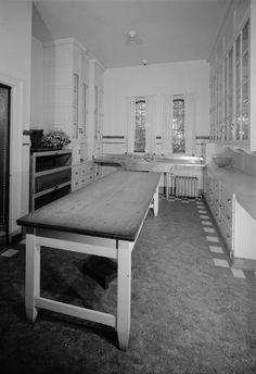 Butler's pantry Stan Hywet Hall Akron, Ohio