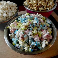 Yummy Popcorn Recipes