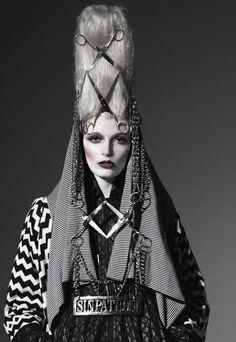 Photographer: Pedro Reguera; Model: Ema Busson; Prim Magazine