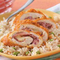 Simple Chicken Cordon Bleu Recipe