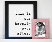 this is our happily ever after c: