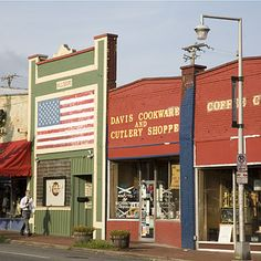 """Hillsboro Village is listed in Southern Living's """"Where to Shop in Nashville"""""""