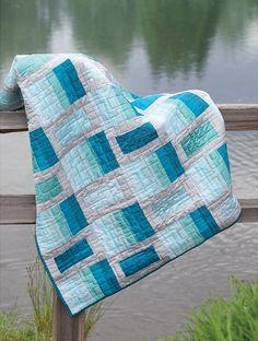 color design, basic ii, babi quilt, blue, colorwavesjpg 378500, color wave, baby quilts modern, aqua, wave quilt