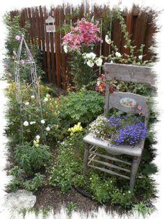 Cottage Garden Chair