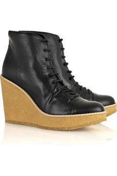 Stella McCartney. OMG. and Stella McCartney is a vegan so these are totally animal-free